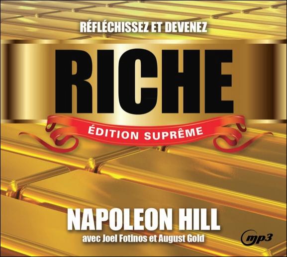 MP3-REFLECHISSEZ ET DEVENEZ RICHE - Audio